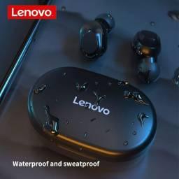 Fones De Ouvido Lenovo Tws Qt 81 Bluetooth 5.0 Games Esportes Original