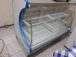 Balcao freezer gelopar
