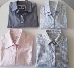 Camisas sociais dudalina