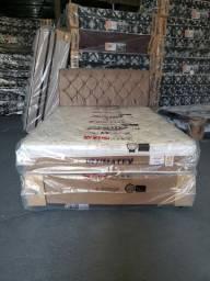 CAMA box CASAL MOLAS 1.149,00 e SOLT 799,00! ENTREGA IMEDIATA!