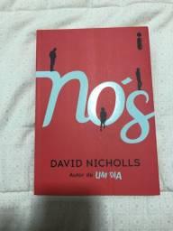 Livro Nós David Nicholls