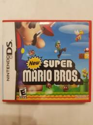 New super mario bros. De Nintendo ds
