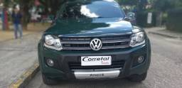 Volkswagem -Amarok 4x4 2.0 HighLine Diesel- 2011 - Extra