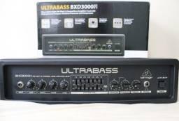 Cabeçote behringer Ultrabass BXD 3000H