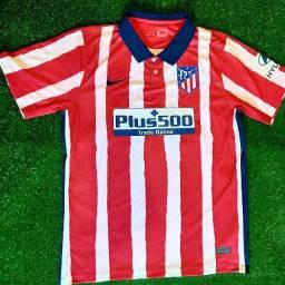 Camisa Atlético de Madrid 2020/2021