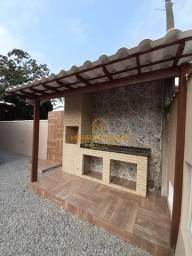 FC/ Linda casa com 2 quartos e área gourmet à venda em Aquarius , 2° distrito de Cabo Frio