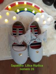 Sapato Lilica Ripilica número 26 novo