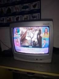Tv Toshiba.14 polegadas..com coverso .. perfeita