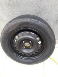 Roda 14 + pneu