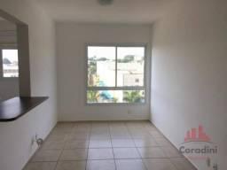 Apartamento de 2 quartos para locação, 59m2