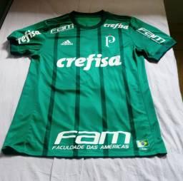 Camisa Palmeiras Original De Jogo Unissex
