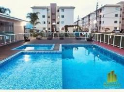 Apartamento com 2 dormitórios à venda, 63 m² por R$ 120.000,00 - Centro - Santo Amaro da I