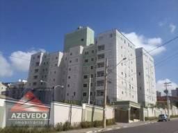 Apartamento à venda com 2 dormitórios em Parque são vicente, Mauá cod:5396