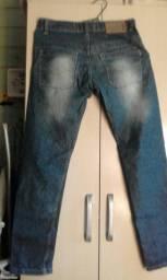 Calça jeans masculina n.16