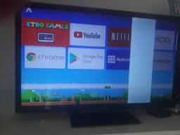 Tv Panasonic 42' viera