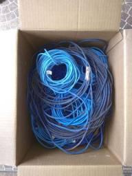 Cabos para rede (somente venda)