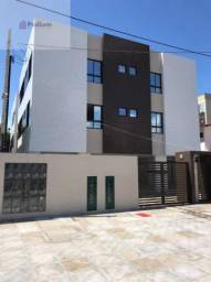 Apartamento à venda com 1 dormitórios em Aeroclube, João pessoa cod:15379
