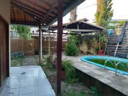 Casa 3/4 condomínios fechando com piscina