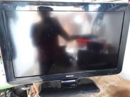 TV para retirar peças