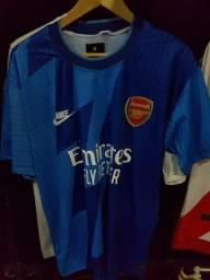 Camisa Arsenal Nike Efetuamos Entrgas
