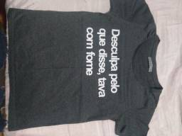 Camisa para meninas