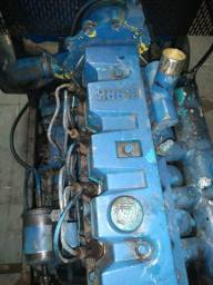 Motor diesel de empilhadeira Clark