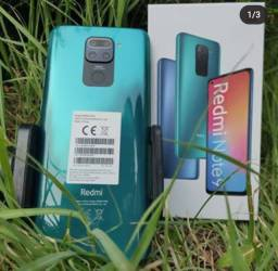 Redmi note 9 de 128gb R$1449,00