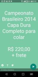 Álbum Brasileiro 2014