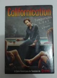 Californication 3 Primeiras Temporadas