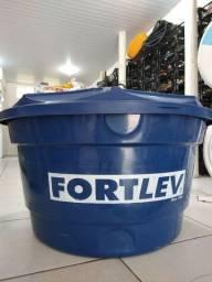 PROMOÇÃO! MELHOR Caixa d'água 310L FORTLEV NOVA