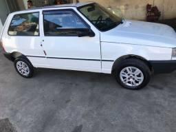 Fiat uno Fire 2002 básico filé