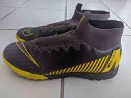 Chuteira society 43° Nike CANO ALTO