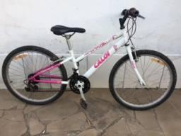 Bicicleta aro 24 troco por aro 26