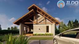 Casa em construção com acabamento único no condomínio Águas da Serra em Bananeiras-PB!