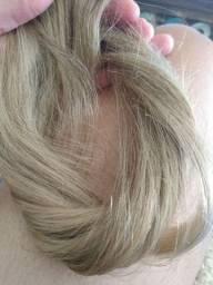 Mega hair humano.