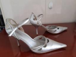 Sapato Prata 37