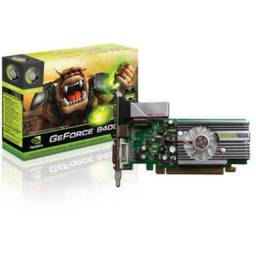 Placa de vídeo Geforce 8400GS 512mb