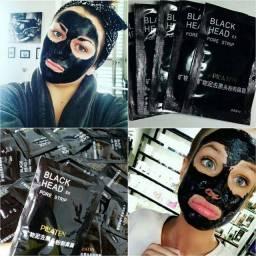 Mascara Removedora de Cravos - BlackHead - Limpeza de Pele