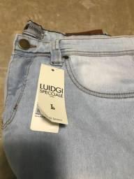 Calça jeans luidgi specciale
