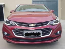 Chevrolet Cruze Sedan LTZ2 2018 - Único Dono - Baixa KM
