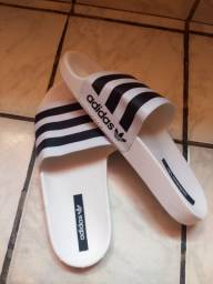 Sandália Chinelo Slide Adidas, N° 37. Promoção!