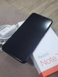 Redmi Note 7 32gb com relógio MI Band 2