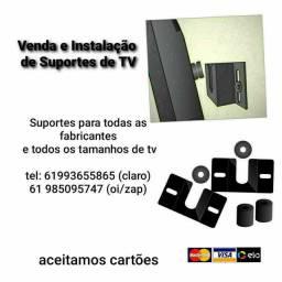 Suporte de TV (instalação e venda)