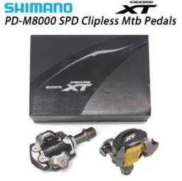 Pedal clip Shimano Deore XP PD-M8000
