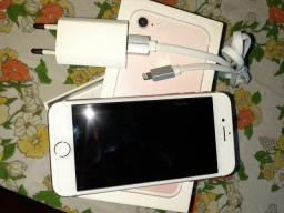 Iphone 7 32gb. Aceito cartão