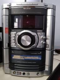 Som Sony modelelo HCD-GN990