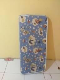 Colchão infantil Ortobom, usado por 1 ano