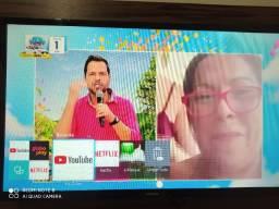 Tv 32 smart Samsung polegadas
