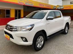 Toyota Hilux SRV 2.8 Diesel 2018/2018