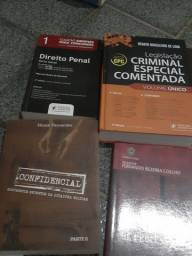 Livros  direito  !!!